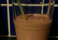 Berry and Banana Smoothie