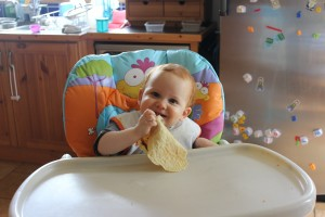 My first pancake