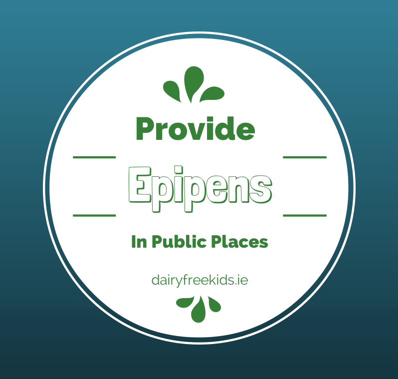 provide epipens in public places