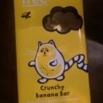 Moo Free Crunchy Banana Bar