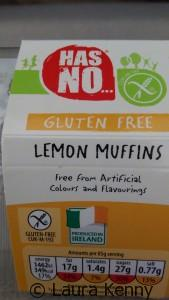 Has No.. Lemon Muffins