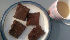 No Bake Chocolate Brownies