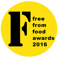 FreeFrom Food Awards 2016