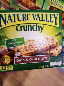 Nature Valley Oats & Chocolate
