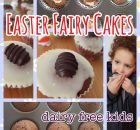 Easter Fairy Cakes