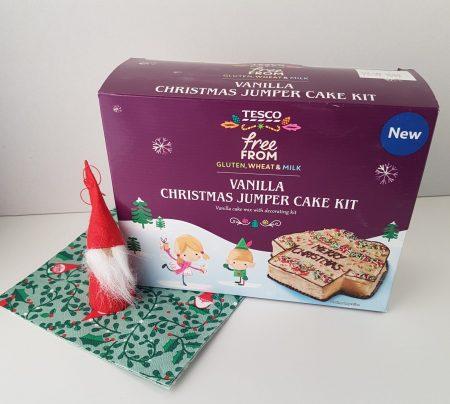 Christmas Jumper Cake Kit